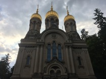 Wiesbaden's Russian Orthodox Church